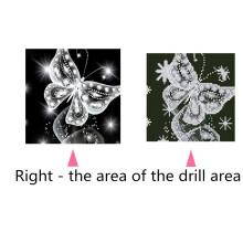 5D Embroidery Paintings Rhinestone Pasted DIY Diamond Painting Cross Stitch