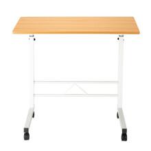 Movable Height Adjustable Laptop Desk Notebook PC Computer Side Table Bedside Sofa Side Desk