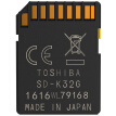 Toshiba (TOSHIBA) 32GB 90M / S SDHC Class10 UHS-I U3 extremely fast memory card support 4K shooting