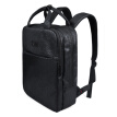 WELLHOUSE men's backpack, 15.6-inch computer bag, black