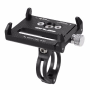 GUB Mountian Bike Phone Mount universal ajustable bicicleta teléfono celular GPS Mount Holder Bracket Cradle Clamp
