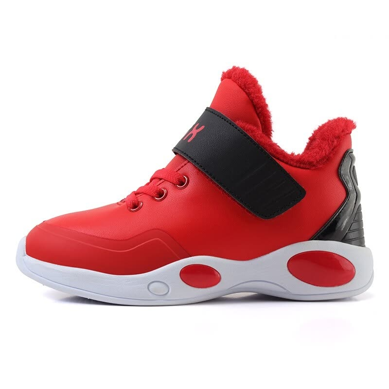 2018 Spring Cool Boys Children Basketball Shoes Breathable ...