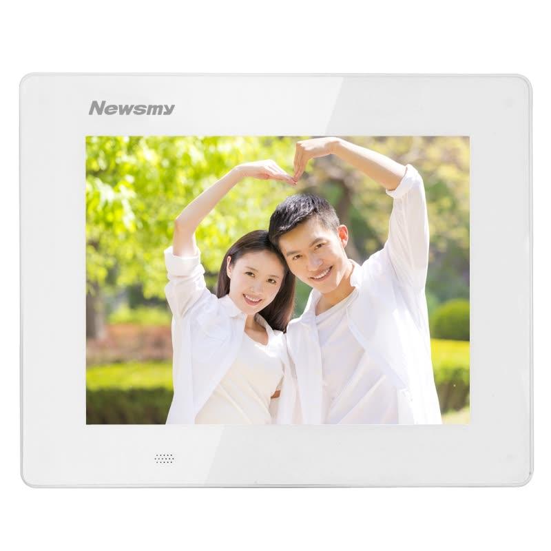 Newman (Newsmy) D08QHD 8-inch high-definition digital photo frame ...