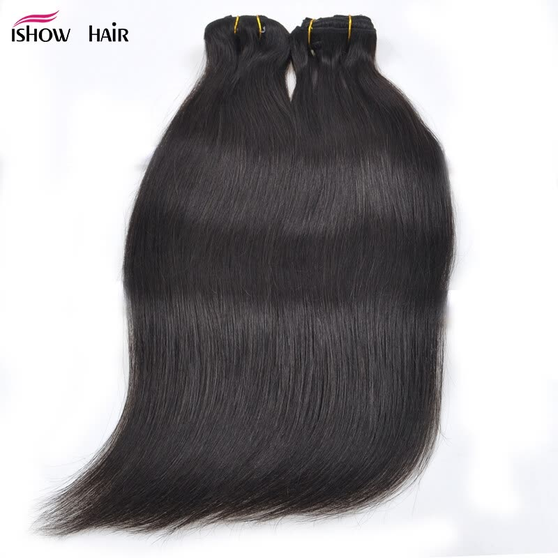Shop Ishow Hot Selling Hair Clip Brazilian Straight Virgin Hai