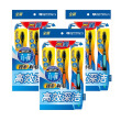 Sanxiao Charcoal toothbrushes,  set model 12F - 2 pcs/  set model 12F - 3 pcs/  set model X6 - 3 pcs