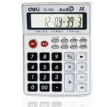 875065887-Effective (deli) 1535 voice type calculator 152 * 112 * 34mm on JD