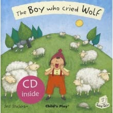 -The Boy Who Cried Wolf (Book & CD) (Flip-Up Fairy Tales) on JD