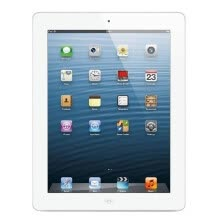 -Apple iPad 4th Gen Wi-Fi Only Tablet 9.7inch Retina Display 2048*1536px Apple A6X 1.4GHz Processor 1GB RAM 16GB ROM iOS OS 5.0MP+1 on JD
