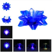 -LED Colourful Changing Fibre Flower Night light  Xmas Children Gift Decor on JD
