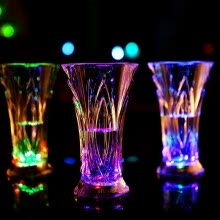 -LED Color Change Water Activated Light Up Party Bar Restaurant Beer Drink Cup on JD