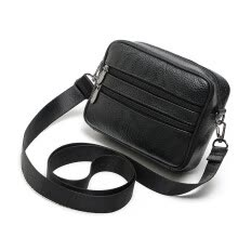 -Treefloewr Men Famous Multifunction Casual Small Crossbody Messenger Bag on JD