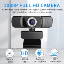 -1080P Mini Webcam USB High-definition Clear Camera for PC for  MAC Computers on JD