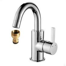 -Kitchen Faucet Spouts Connector Parts Water Pipe Washing Machine Copper Adapter Fittings Water Conversion Interface Accessories on JD