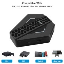 -2020 Plug And Play Keyboard And Mouse Adapter Converter For Sony P4/P3/Xbox One/Xbox -360/Nintendo Switch Game Accessories on JD