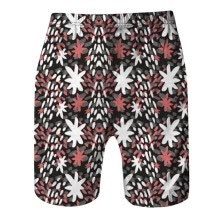 -Fashion Men's Big Size Beach Fit 3D Sport Quick Dry Casual Shorts Pants Swimwear on JD