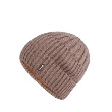 -Men Women Unisex Winter Warm Fleece Cycling Knit Hat Outdoor Soft Ski Cap on JD