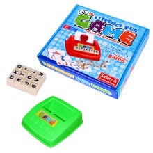 -English Spelling Alphabet Letter Game Early Learning Educational Toy Kids on JD