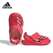 -adidas Adidas FortaSwim I Baby Shoes 2020 Baby Girls Velcro Velcro Velcro Swimming Sandals BA9373 Pink 25.5 Size/150mm/8k on JD