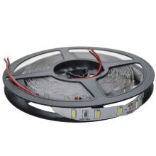 -12V 5M SMD 5630 300LED Non Waterproof Flexible Warm Cool White Fairy Strip Light on JD