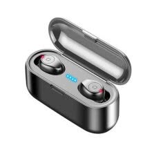 -Ergonomic Design TWS Bluetooth 5.0 Earbuds 3D Stereo Sound Wireless Earphones With Charging Case For Game/Video on JD