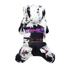 -Dog Clothes Winter Warm Pet Dogs Coat Jacket Puppy Cat Outdoor Clothing Hoodies For Small Medium Dogs Yorkshire Teddy Outfit on JD