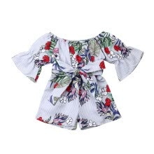 -Newborn Baby Girl Floral Romper Bodysuit Jumpsuit Playsuit Summer Clothes Outfit on JD