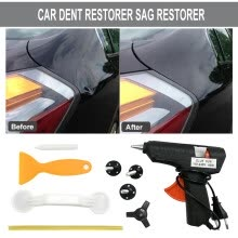 -Auto Body Repair Tool Kit Car Dent Puller Bridge Paintless Dent Repair Remover on JD
