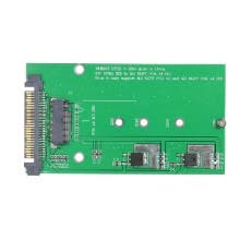 -NVME to NGFF M-KEY Adapter Card U.2 to M.2 PCI-E Converter Card PCI-E 4X Interface and SATA Power Supply on JD