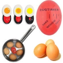 cooking-appliances-1pc Egg Color Changing Timer Yummy Soft Hard Boiled Eggs Cooking Kitchen on JD