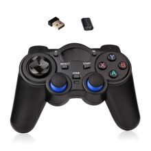 -USB 2.4G Wreless Receiver For Smart Android TV Computer Set-top Box Wireless Game Handle Controller Receivers on JD