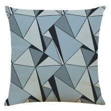 -Home Decor Cushion Cover Abstract Geometric Art Pillowcase Throw Pillow Covers on JD
