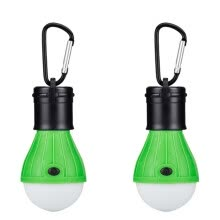 -2PCSOutdoorPortableHangingLEDCampingTentLightBulbFishingLanternLamp on JD