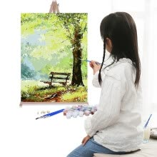 -Diy Painting By Numbers Kit Coloring By Numbers Picture By Numbers Home Decors on JD