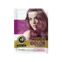 -Fashion 30 Minutes Coloring Professional Natural Organic DIY Hair Dye Cream on JD