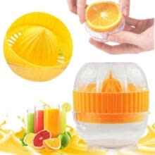 management-science-Juice Maker Squeezer Fruit Orange Citrus Lime Lemon Hand Held Manual Hand Tool on JD