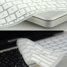 -Silicone Keyboard Skin Cover For Apple Macbook Pro Air Mac Retina 13.3 WH on JD