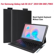 -For Samsung Galaxy Tab S6 10.5 Inch 2019 SM-860/T865 Tablet Bluetooth Keyboard on JD