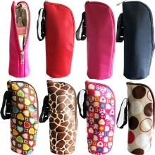 mom-bags-Milk Bottle Insulation Bag Cup Hang Thermal Warmer Tote Baby Cover Mummy Pouch on JD