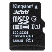 -Kingston Class 10 8GB 16GB 32GB 64GB MicroSD TF Flash Memory Card 48MB/s Maximal Speed with Card Adapter on JD