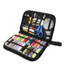 -Convenient Large-capacity Needlework Set Durable Sewing Kit Clothes DIY Household Sewing Supplies Travel Business Easy Carry on JD