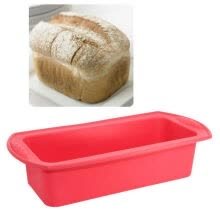 -1pc Silicone toast Baking cake mold DIY cake making tool 27*13*6.5cm on JD