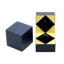 -Creative Proposal Rubik 's Cube Ring Box Personalized Valentine 's Day Gift Rubik 's Cube Jewelry Box Ring Box For Display on JD