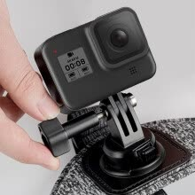 -Head Chest Strap Double Mount Skidproof Elasticity Adjustment For Gopro Hero Xiaomi Yi 4K Action Camera For Insta360 Accessories on JD
