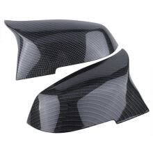-Horn Rear Mirror Covers for BMW 3 Series F30/F31 4 Series F32/F33/F36 on JD
