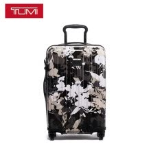 -TUMI way Ming V3 business casual boarding trolley case 0228260SUN red 20 inches on JD