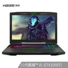 gaming-laptops-Shenzhou (HASEE) Z7M-CT5NA Intel Core i5-9300H GTX1650 alone 15.6-inch narrow border gaming laptop (8G 512G SSD) on JD