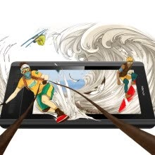 875061464-XP-PEN Artist 12 1920 X 1080 HD IPS 12 Inch Digital Graphics Drawing Tablet Pen Display Monitor on JD