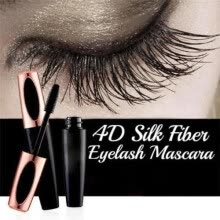 craft-gifts-4D Silk Fiber Eyelash Mascara Extension Makeup Black Waterproof Eye Lashes NEW on JD