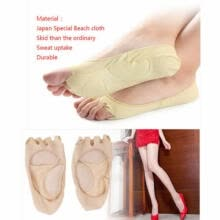 -US 1pair Feet Heel Ankle Wrap Cushion Plantar Fasciitis Arch Support Pain Relief on JD