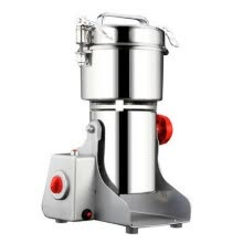 8750209-Electric Grain Spices Cereals Coffee Dry Food Mill Grinding Machines Gristmill Home Powder Crusher Grinder on JD